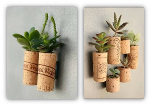 Ideas De Decoración Con Corchos De Botellas